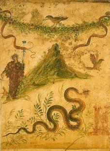 Animaux-totem et symbolique des animaux Vesuve